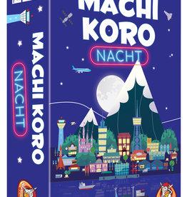 White Goblin Games Machi Koro: Nacht (NL)