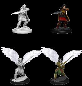 Wizkids D&D Nolzur's Marvelous Miniatures Aasimar Fighter Female