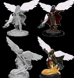 Wizkids D&D Nolzur's Marvelous Miniatures Aasimar Wizard Female