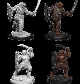 Wizkids D&D Nolzur's Marvelous Miniatures Dragonborn Paladin Female