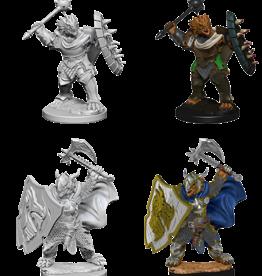 Wizkids D&D Nolzur's Marvelous Miniatures Dragonborn Paladin Male