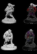 Wizkids D&D Nolzur's Marvelous Miniatures Drow