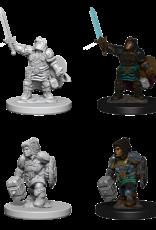 Wizkids D&D Nolzur's Marvelous Miniatures Dwarf Paladin Female