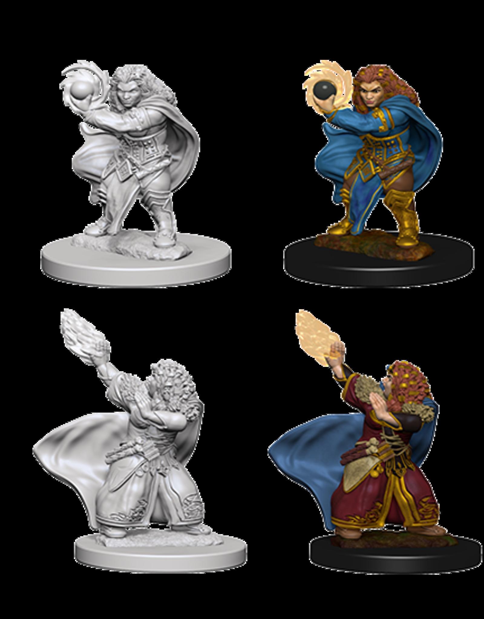 Wizkids D&D Nolzur's Marvelous Miniatures Dwarf Wizard Female