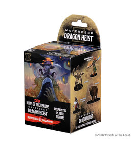 Wizkids D&D Icons of the Realms Waterdeep Dragon Heist