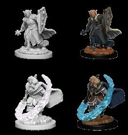 Wizkids D&D Nolzur's Marvelous Miniatures Elf Cleric Male