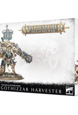 Games Workshop Ossiarch Bonereapers Gothizzar Harvester