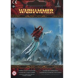 Games Workshop Vampire Counts Tomb Banshee