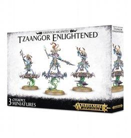 Games Workshop Tzeentch Arcanites Tzaangor Enlightened