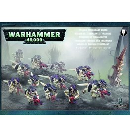 Games Workshop Tyranids Termagant Brood