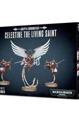 Games Workshop Adepta Sororitas Celestine the Living Saint