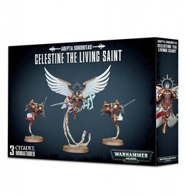 Games Workshop Adepta Sororitas Celestine the Living Saint