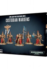 Games Workshop Adeptus Custodes Custodian Wardens