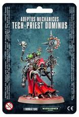 Games Workshop Adeptus Mechanicus Tech-Priest Dominus