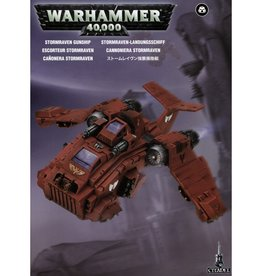 Games Workshop Blood Angels Stormraven Gunship