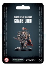 Games Workshop Chaos Space Marines Chaos Lord (Blackstone Fortress)