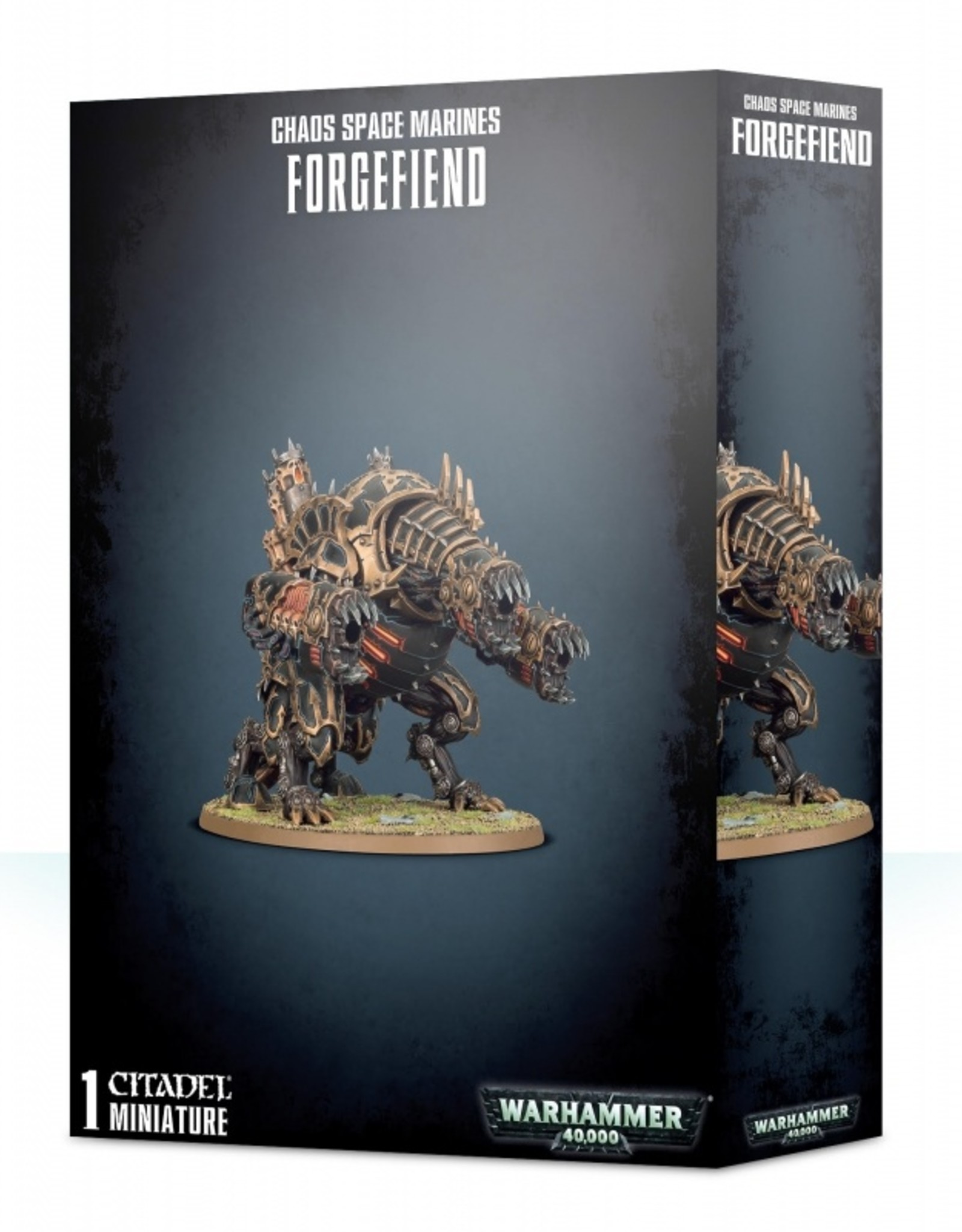Games Workshop Chaos Space Marines Forgefiend