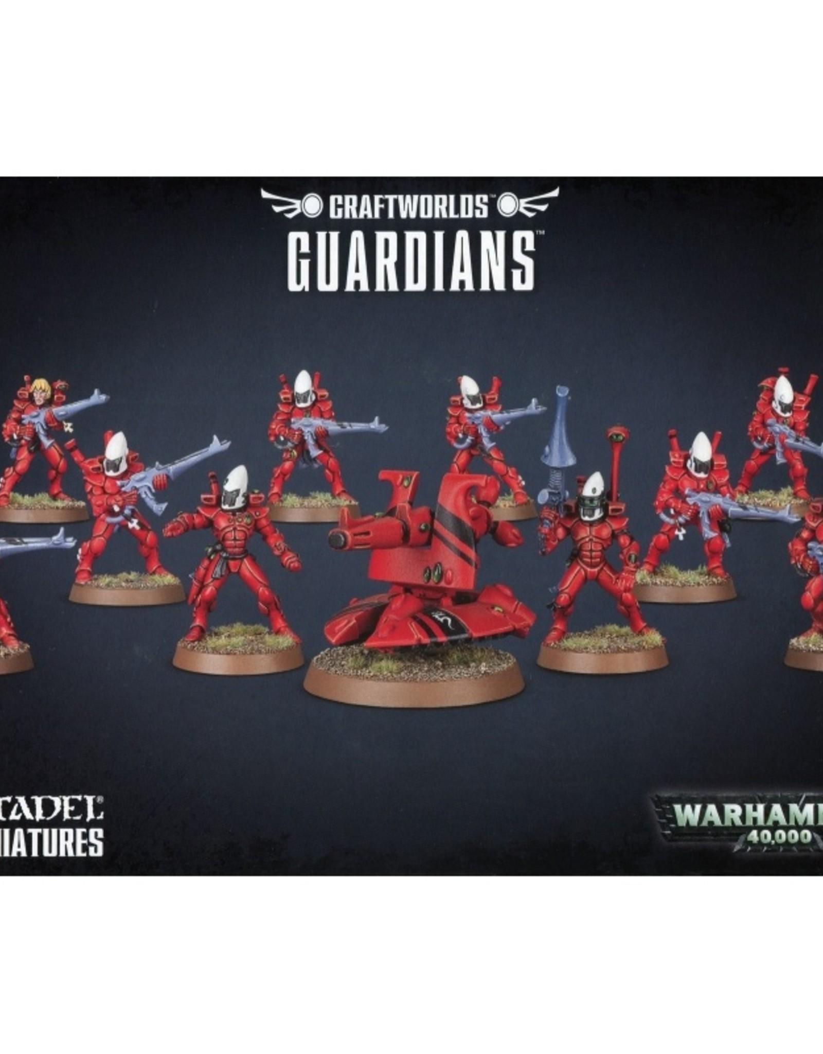 Games Workshop Craftworlds Guardians