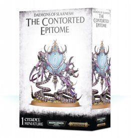 Games Workshop Daemons of Slaanesh The Contorted Epitome