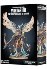 Games Workshop Death Guard Mortarion Daemon Primarch of Nurgle