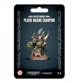 Games Workshop Death Guard Plague Marine Champion