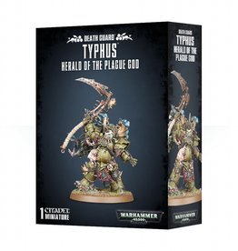 Games Workshop Death Guard Typhus Herald of the Plague God