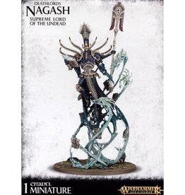 Games Workshop Deathlords Nagash Supreme Lord of Undeath