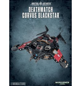 Games Workshop Deathwatch Corvus Blackstar