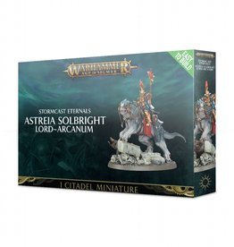 Games Workshop Easy to Build Stormcast Eternals Astreia Solbright Lord-Arcanum