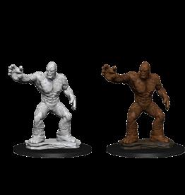 Wizkids D&D Nolzur's Marvelous Miniatures Clay Golem