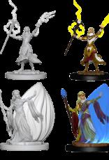 Wizkids D&D Nolzur's Marvelous Miniatures Elf Wizard Female