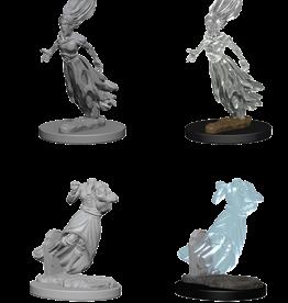 Wizkids D&D Nolzur's Marvelous Miniatures Ghost & Banshee