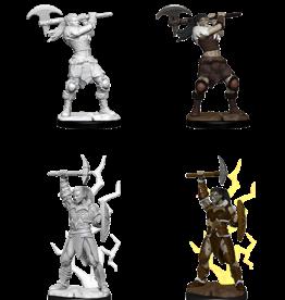 Wizkids D&D Nolzur's Marvelous Miniatures Goliath Barbarian Female