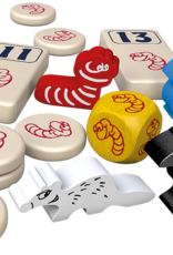 999-Games Regenwormen: Uitbreiding (NL)