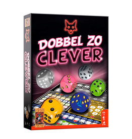 999-Games Dobbel zo Clever (NL)