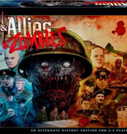 Avalon Hill Axis and Allies: and Zombies (EN)