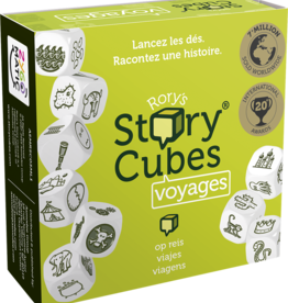 Asmodee Rory's Story Cubes: Voyages (NL/FR/ES/PT)