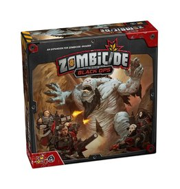 Cool Mini or Not Zombicide Invader Black Ops uitbreiding