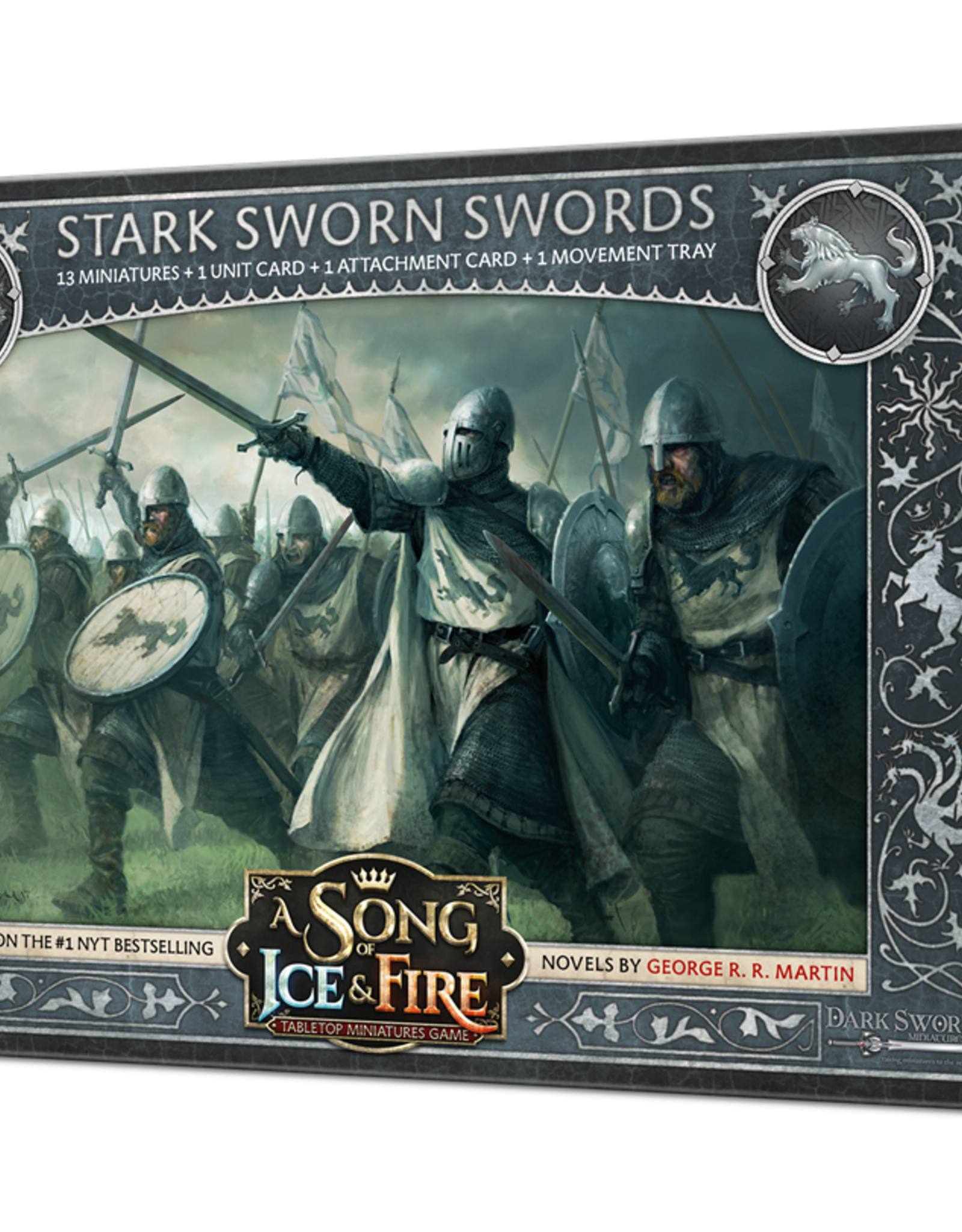 Cool Mini or Not A Song of Ice and Fire Stark Sworn Swords