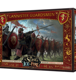 Cool Mini or Not A Song of Ice and Fire Lannister Guardsmen