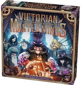 Cool Mini or Not Victorian Masterminds (EN)