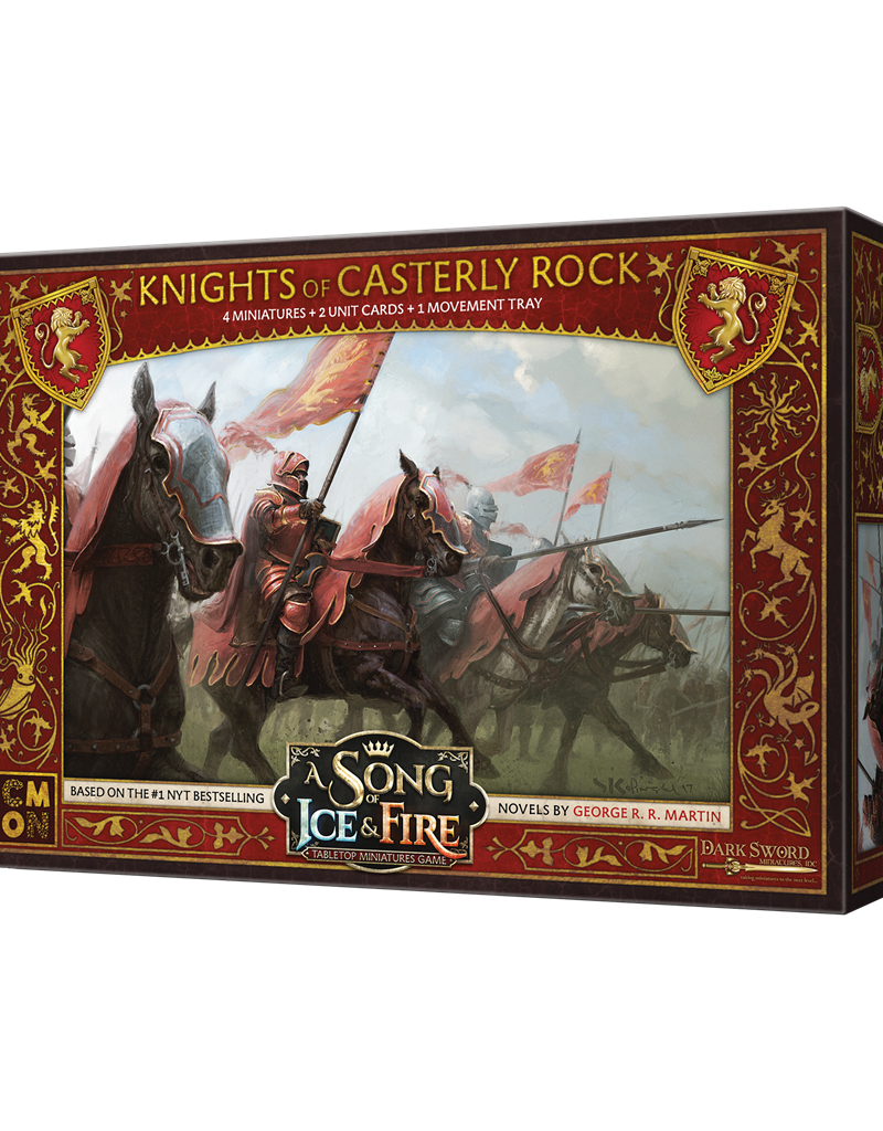 Cool Mini or Not A Song of Ice and Fire Knights of Casterly Rock