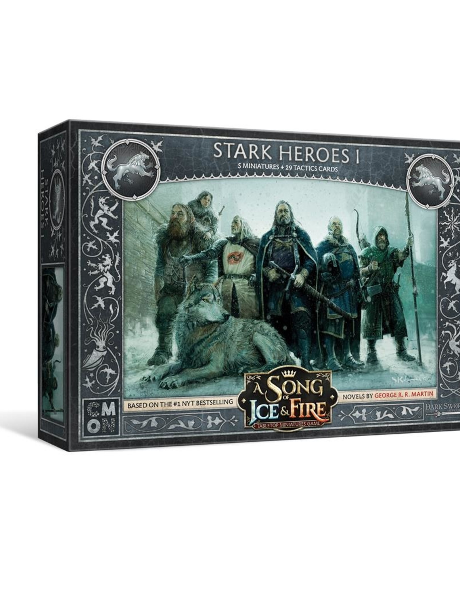 Cool Mini or Not A Song of Ice and Fire Stark Heroes I