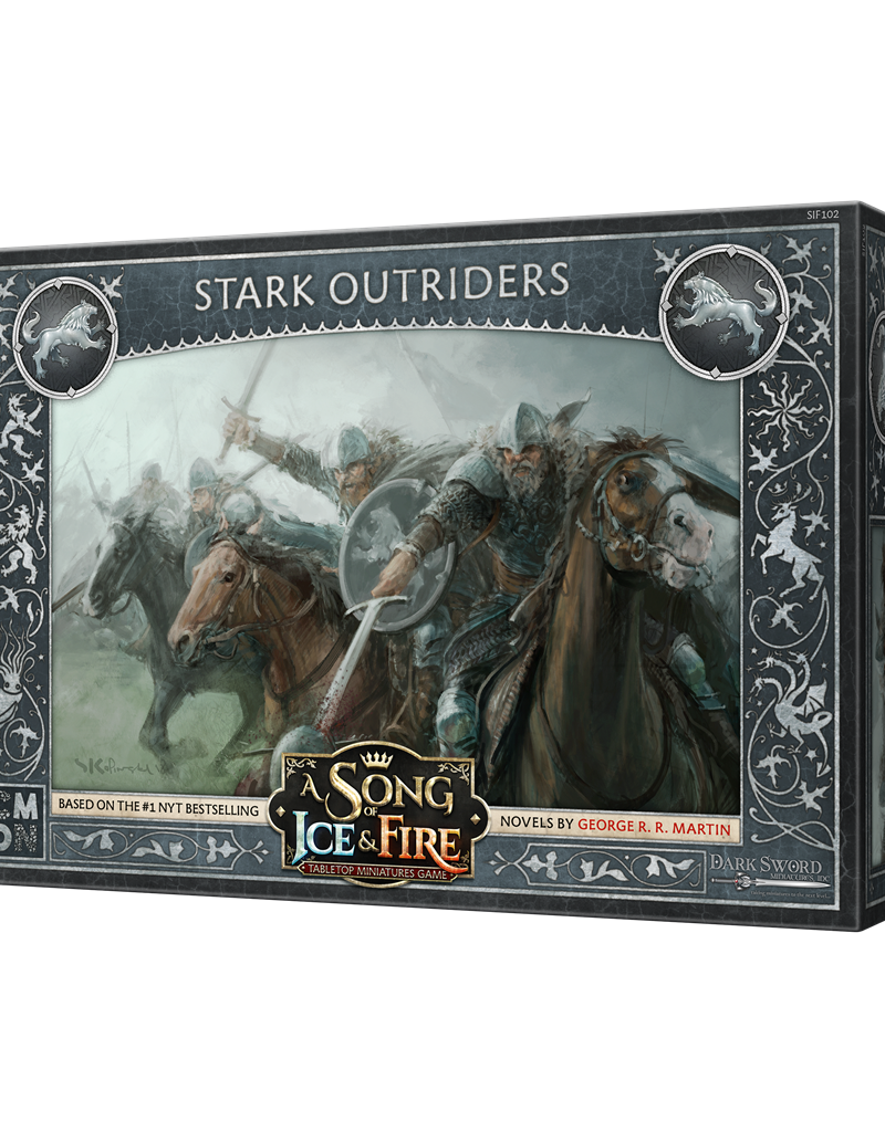 Cool Mini or Not A Song of Ice and Fire Stark Outriders