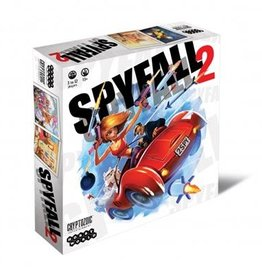 Cryptozoic Entertainment Spyfall 2 (EN)