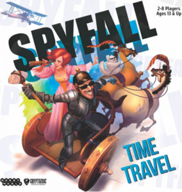 Cryptozoic Entertainment Spyfall: Time Travel (EN)