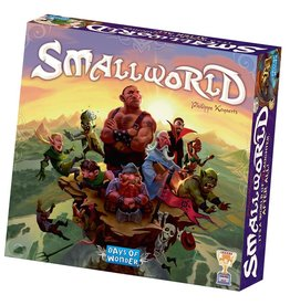 Days of Wonder Small World (EN)