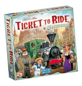Days of Wonder Ticket to Ride: Germany (EN)