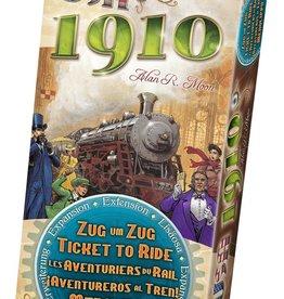 Days of Wonder Ticket to Ride: USA 1910 (NL/EN/DE/FR/SP/IT)