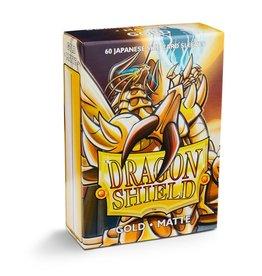 Dragonshield Dragonshield 60 box Japanese Gold Matte